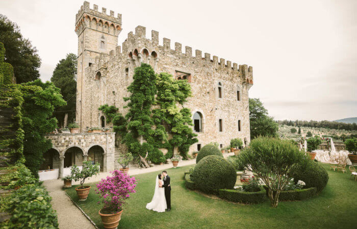 Which location should I get married in Italy?