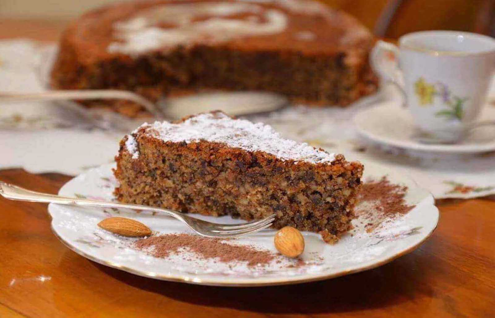 Italian Desserts: Torta Caprese