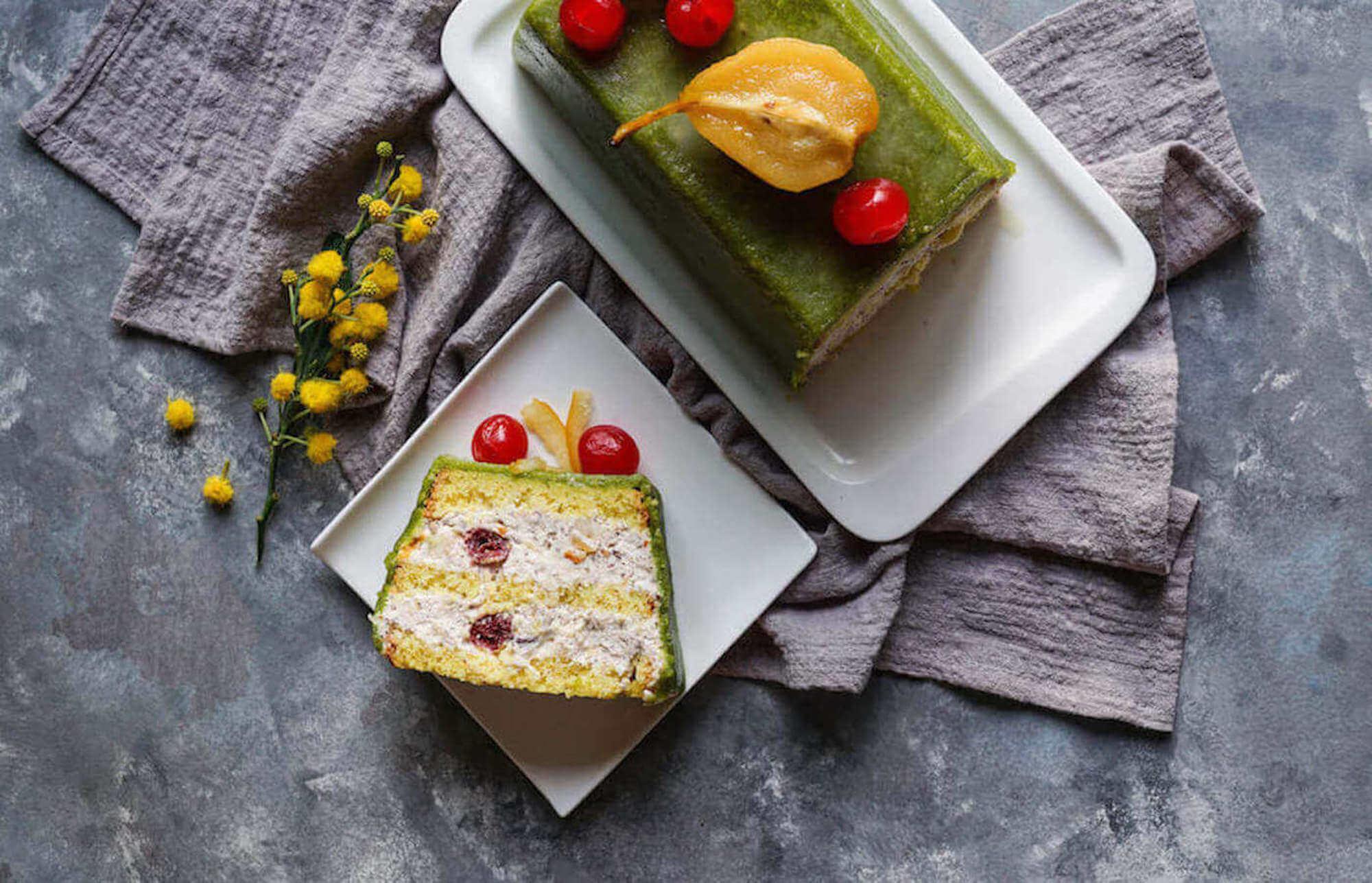 Italian Desserts: Cassata