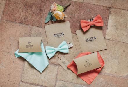 Scocca Papillon (Men's Accessories)