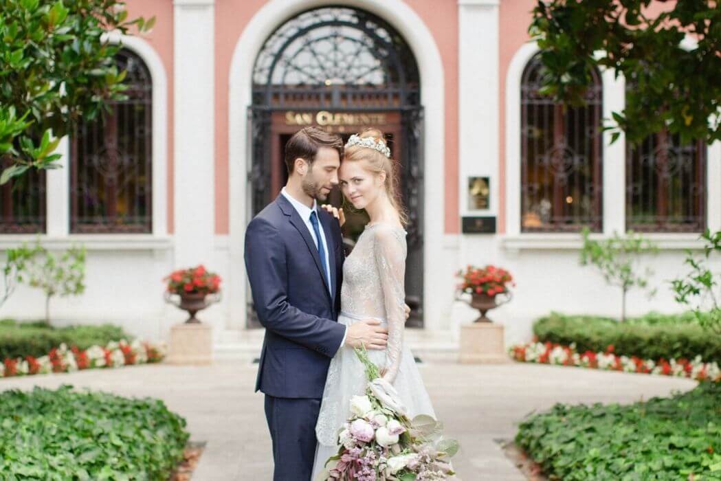 "Say ""I do"" at the astonishing San Clemente Kempinski Palace Venice"