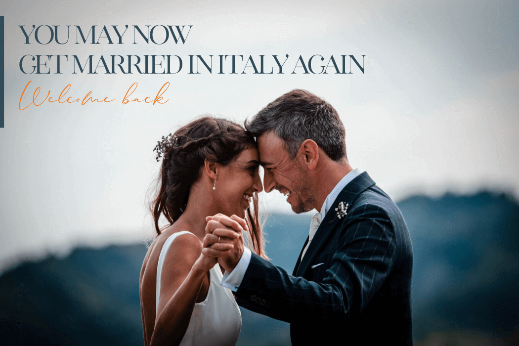 COVID19 - Guidance for Destination Weddings in Italy