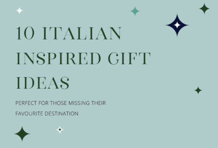 10 Italian Inspired Gift Ideas For Those Missing Italy