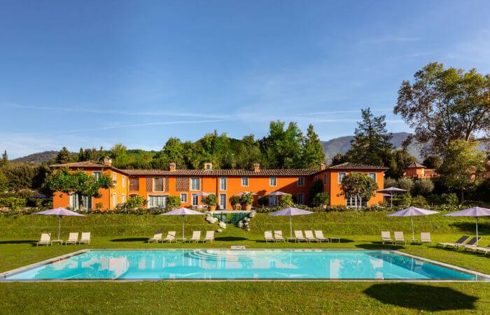 L'Arancera di Villa Grabau