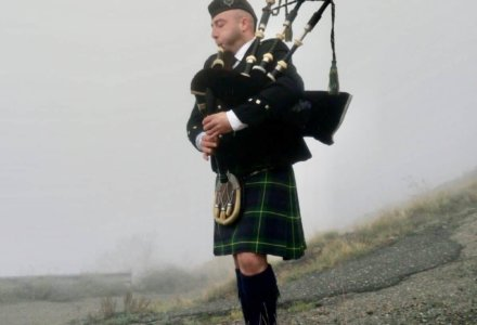 Heart of Italy Pipe Band