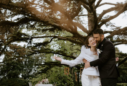 An Enchanting Wedding Celebration in Tuscany