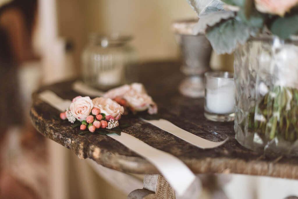 Wedding design details